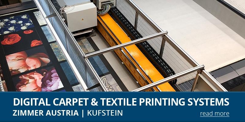 Digital Printing Systems | ZIMMER AUSTRIA Kufstein