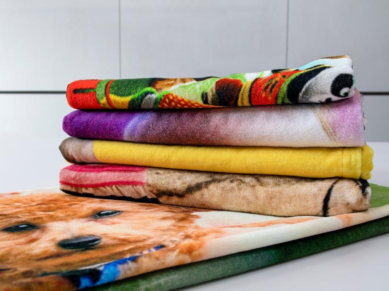 COLARIS Towel Printing