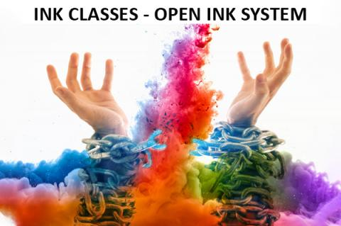 Ink Classes