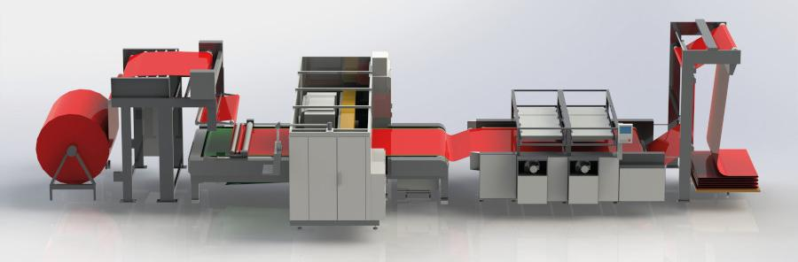 COLARIS Textile Pigment Print Line